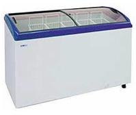 Ларь морозильный Italfrost CF300C Красн.