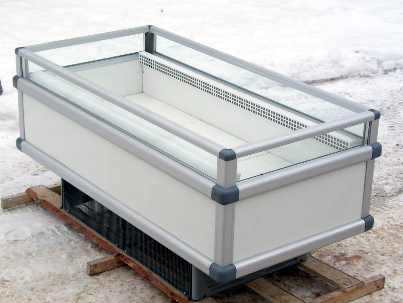 Морозильная бонета Ариада Миранда ВУ 8-160
