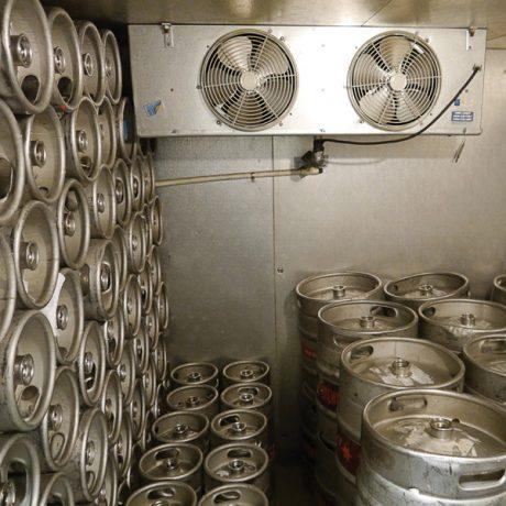 Камера для хранения пива