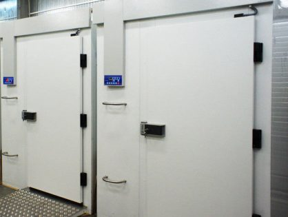 Низкотемпературные камеры