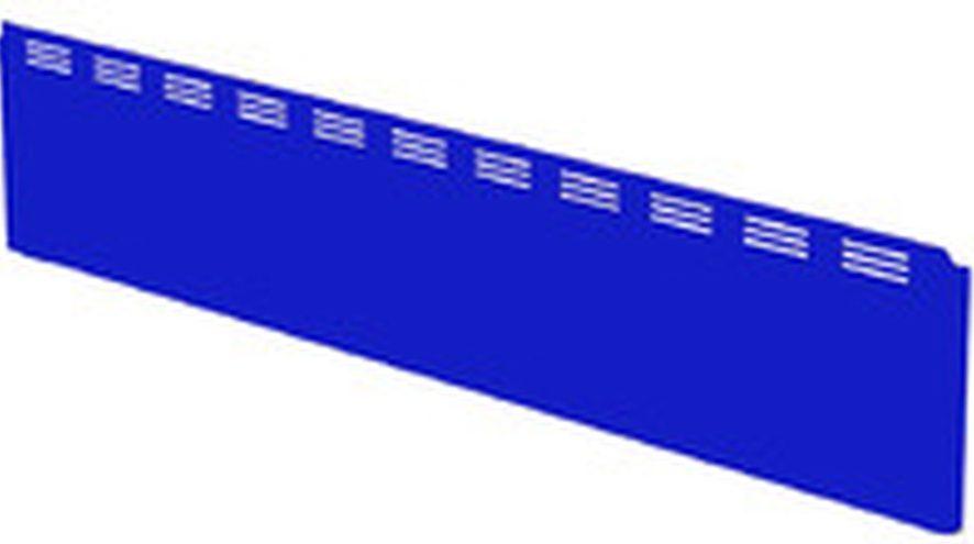 Панель для витрины Илеть/Нова/Таир Панель синяя 120