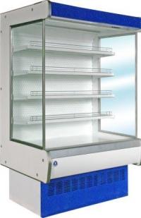 Горка холодильная Купец 1,875П (0...+7), динамика, без фронт. панелей