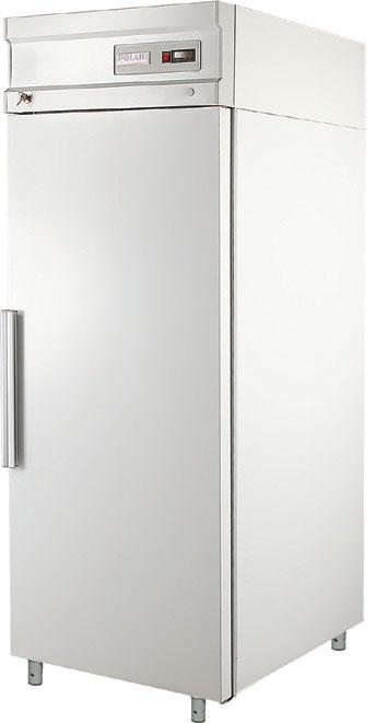 Шкаф холодильный Полаир CM107-S метал. дверь 700л