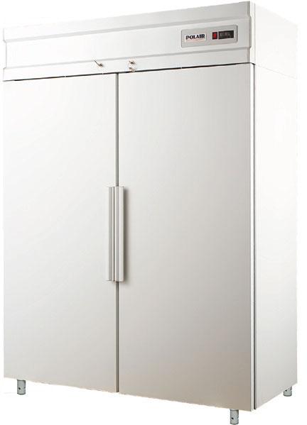 Шкаф холодильный Полаир СM110-S метал.дверь 1000л