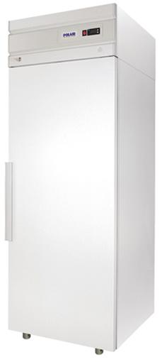 Шкаф холодильный Полаир CM105-S метал. дверь 500л