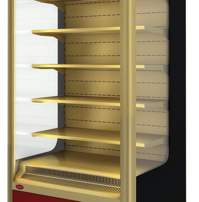 Горка холодильная Veneto VS p-0,95 крашенная (пристенная)