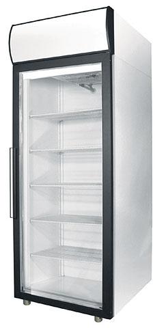 Шкаф холодильный Полаир DP107-S стекл. дверь 700л