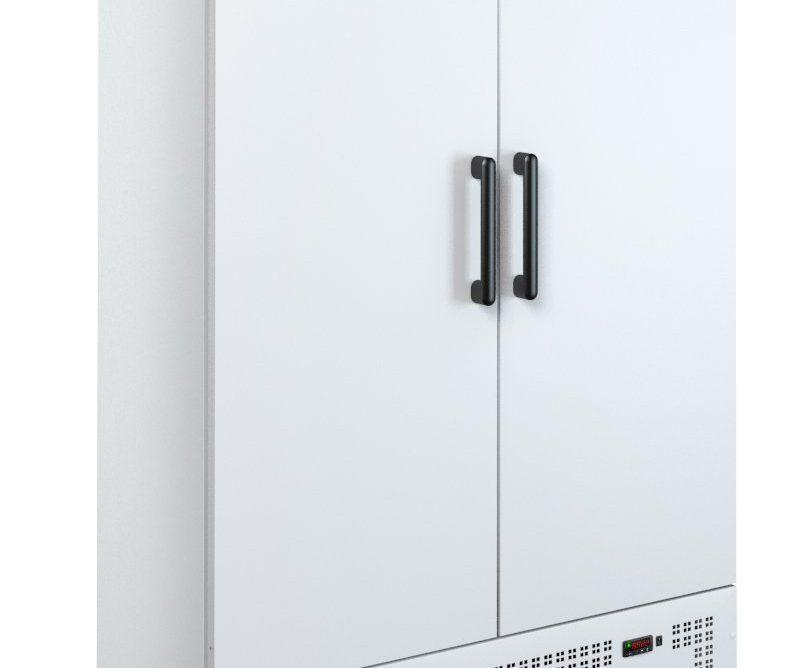 Шкаф холодильный МХМ ШХ-0,80М (0...+7) метал. двери, Динамика