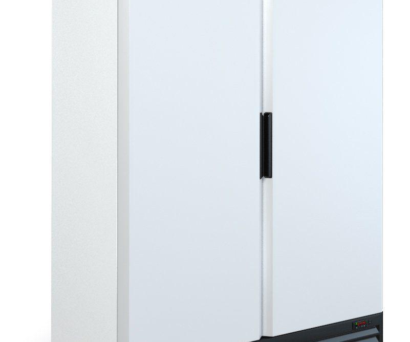 "Шкаф холодильный МХМ ""КАПРИ"" 1,12М  (0...+7) метал. двери, Динамика"