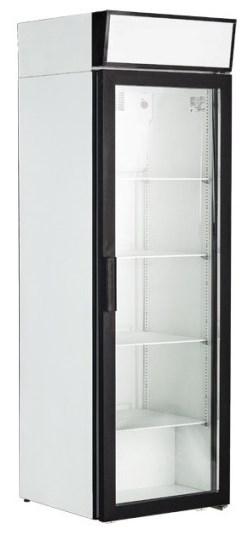 Шкаф холодильный Полаир DM104-Bravo стекл.дверь, 390л