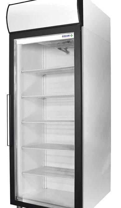 Шкаф холодильный Полаир ШХФ-0,5ДС (с опциями), стекл.дверь, 500л