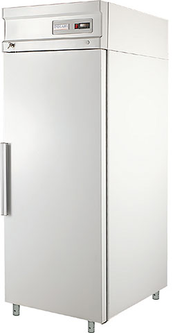 Шкаф морозильный Полаир CB107-S метал.дверь 700л