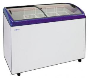 Ларь морозильный Italfrost CF500C Красн.