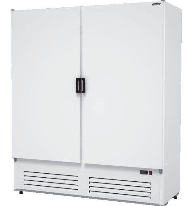 Шкаф холодильный Премьер ШСУП1 1400/ М (возд-ль/Prm, -6...+6) мет. дв. динам. охл.