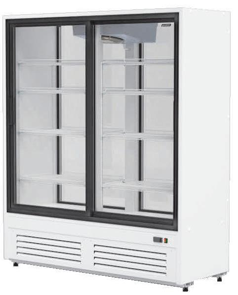 Шкаф холодильный Премьер ШСУП1ТУ-1,12 К2 (В, +1…+10)  двери-купе динам. охл.