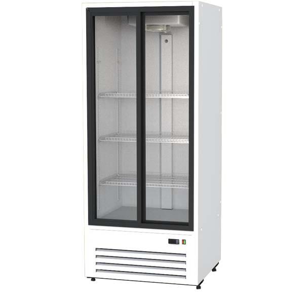 Шкаф холодильный Премьер ШСУП1ТУ-1.0 С (B,  -6…+6) стекл. двери динам. охл.
