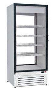 Шкаф холодильный (2-сторонннее остекление) Премьер ШВУП1ТУ-0,55 С2 (В/Prm, +5…+10) 2-сторон. стекл. распашн. дв. Дин