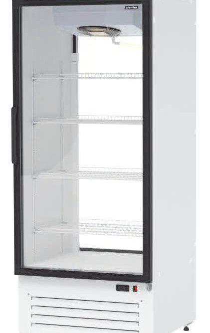 Шкаф холодильный Премьер ШВУП1ТУ-0,7 С2 (В, +5…+10) стекл. распашн. дв. динам. охл.