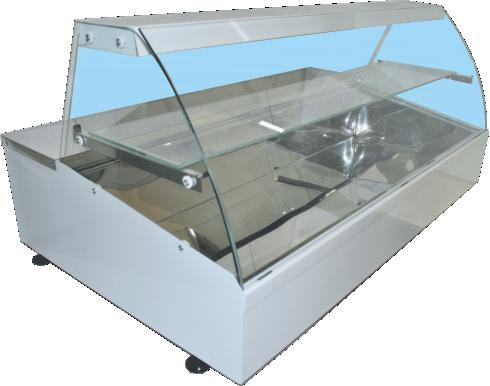 Холодильная витрина Иней Гном 2 (Д 920 мм)