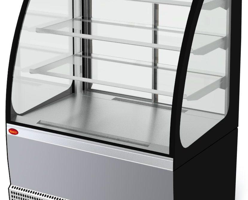 Холодильная витрина Марихолодмаш Veneto VS-0,95 (нерж.) new