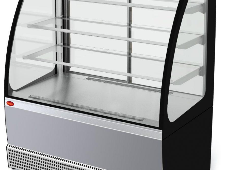 Холодильная витрина Марихолодмаш Veneto VS-1,3 (нерж.) new