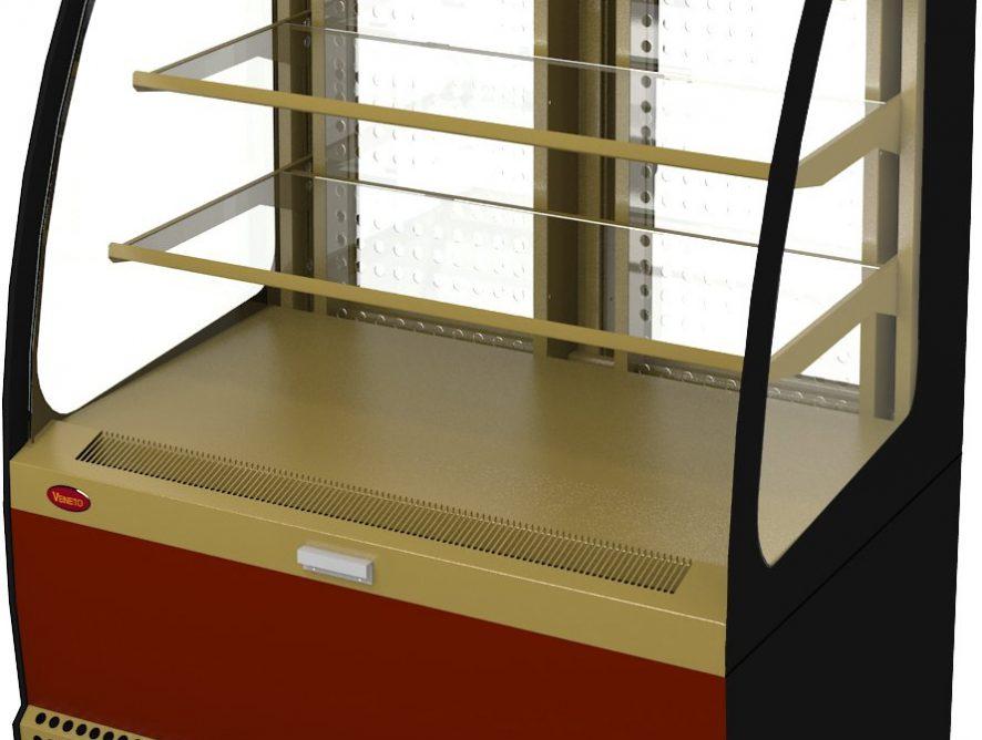 Холодильная витрина открытая МарихолодмашVSо-0,95 (краш.)