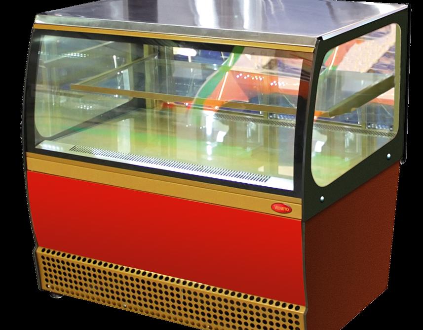 Холодильная витрина кассовая Марихолодмаш VSK-0.95 Veneto (краш.)