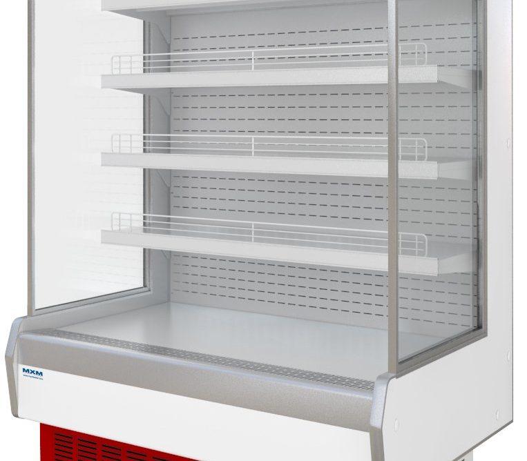 Пристенная витрина Марихолодмаш Купец ВХСп-1.25 (955 мм)