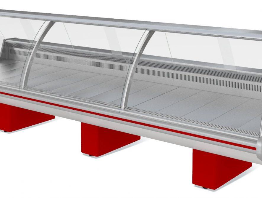 Холодильная витрина Марихолодмаш Парабель ВХС-1,875