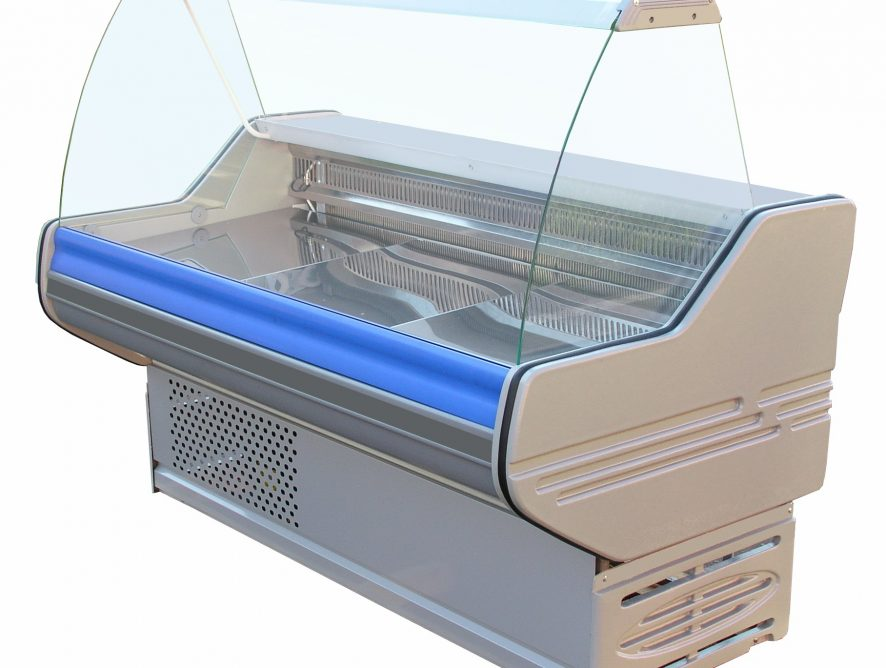 Холодильная витрина Ариада BУ 2-150