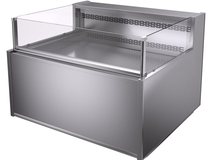 Холодильная витрина Марихолодмаш Валенсия  ВХСл-2,5