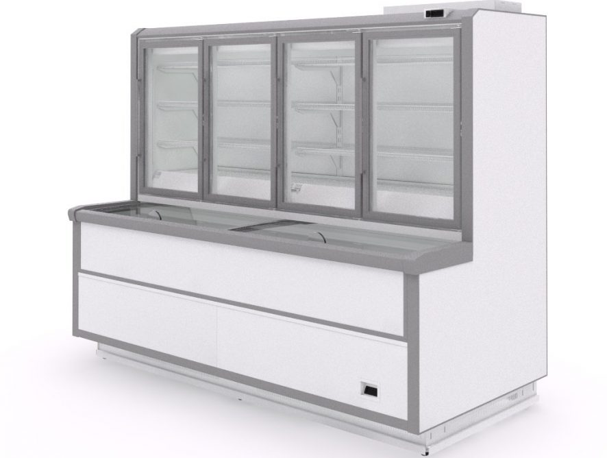 Морозильный шкаф-бонета Марихолодмаш Эверест ВХН-3,75