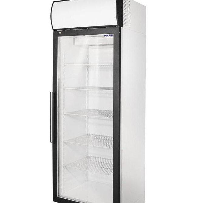 Холодильный шкаф Polair DM105-S (+механический замок)