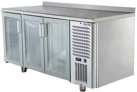 Стол холодильный Polair TD3GN-GC