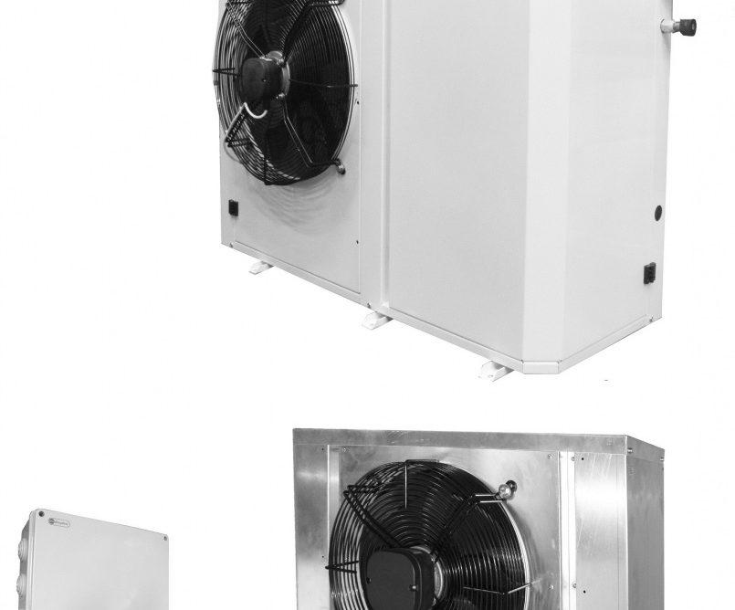 Холодильная сплит-система Intercold МСМ 5102