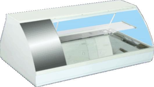 Холодильная витрина Иней MHR