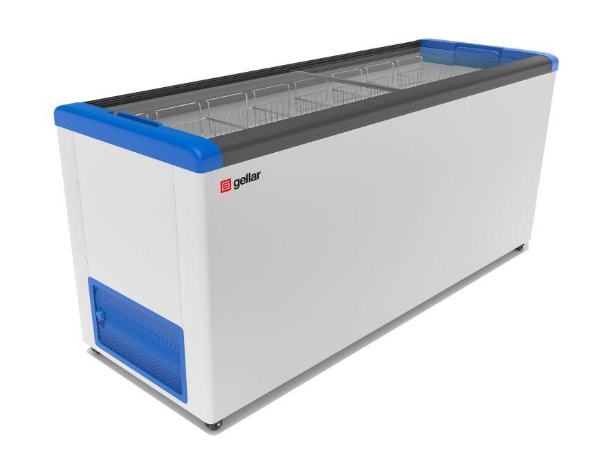Морозильный ларь Frostor GELLAR FG 700 C ST