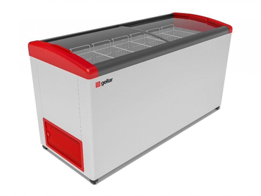 Морозильный ларь Frostor GELLAR FG 600 E ST