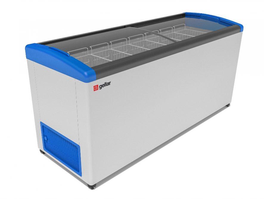 Морозильный ларь Frostor GELLAR FG 700 E ST