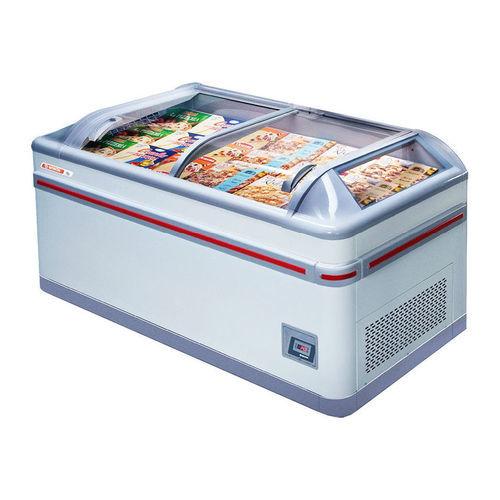 Морозильный ларь-бонета Ариада LS 185 (торец)