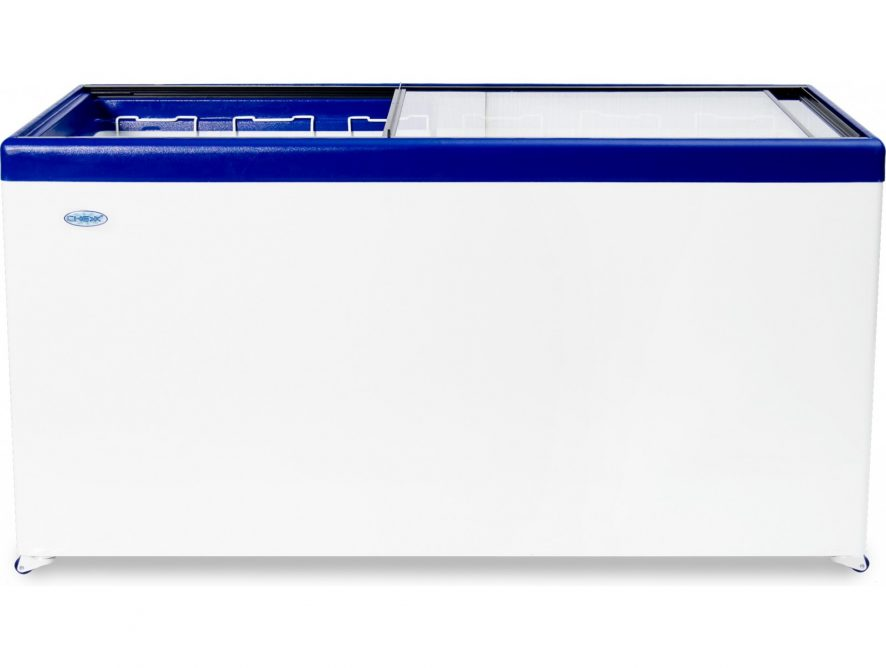 Морозильный ларь Снеж МЛП-600 (синий)