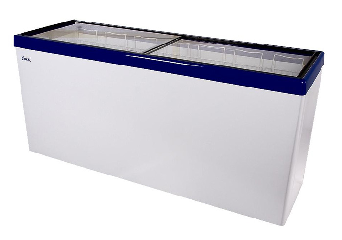 Морозильный ларь Снеж МЛП-700 (синий)