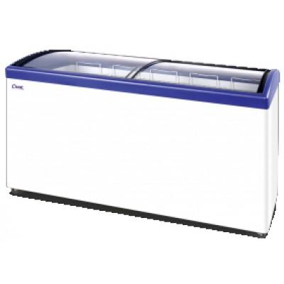 Морозильный ларь Снеж МЛГ-600 (синий)