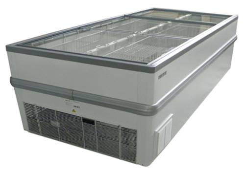 Морозильный ларь-бонета Снеж Bonvini 2500 (серый)