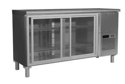 Холодильный стол Rosso BAR-360К