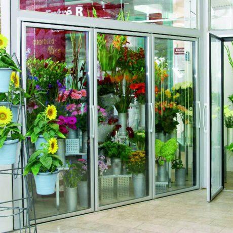 Холодильные витрины для цветов