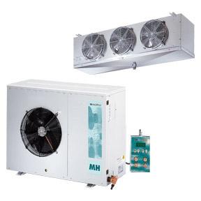 RIVACOLD THCM145Z1212RVC: сплит горизонтальный среднетемпературный (-5…+5°c).