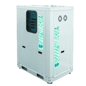 RIVACOLD GP2CM017ZD212: выносной Агрегат с регулируемой холодопроизводительностью среднетемпературный (-5…+5°c).