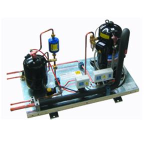 RIVACOLD GPCM015Z02: выносной Компрессорно-ресиверный агрегат среднетемпературный (-5…+5°c).