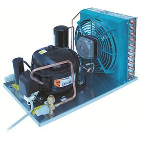 RIVACOLD HA005Z1111: built-in Конденсаторный агрегат открытого типа среднетемпературный (-5…+5°c).